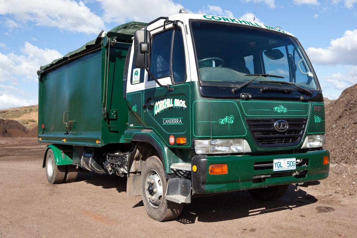 Corkhill Bros Truck