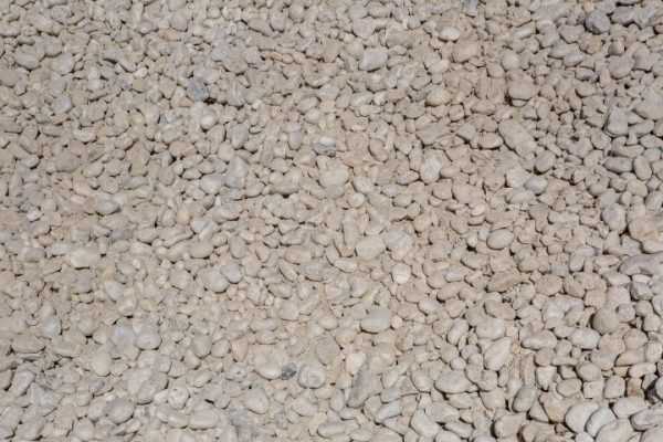 40mm White Gravel Canberra